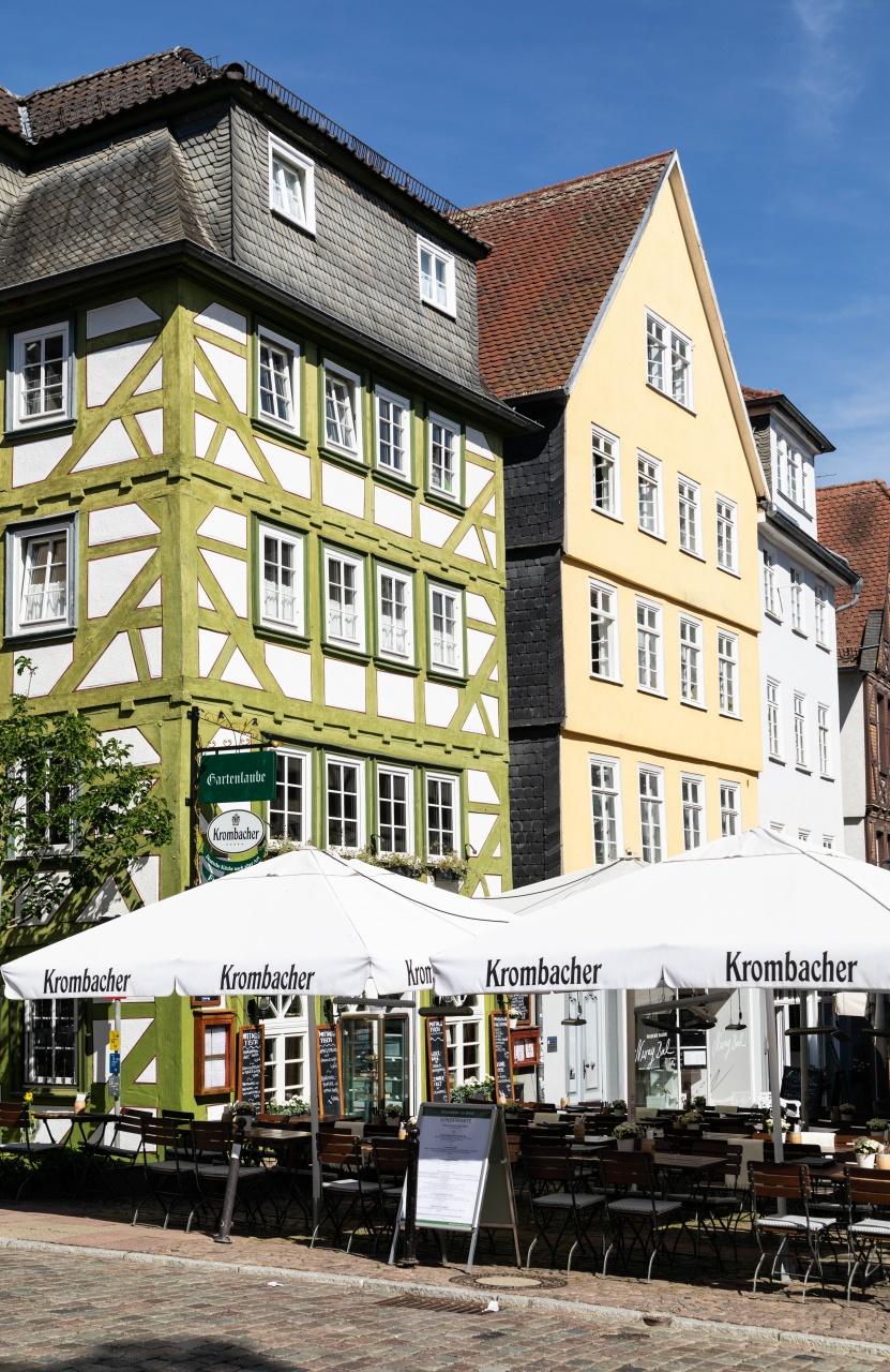 Die Gartenlaube Marburg