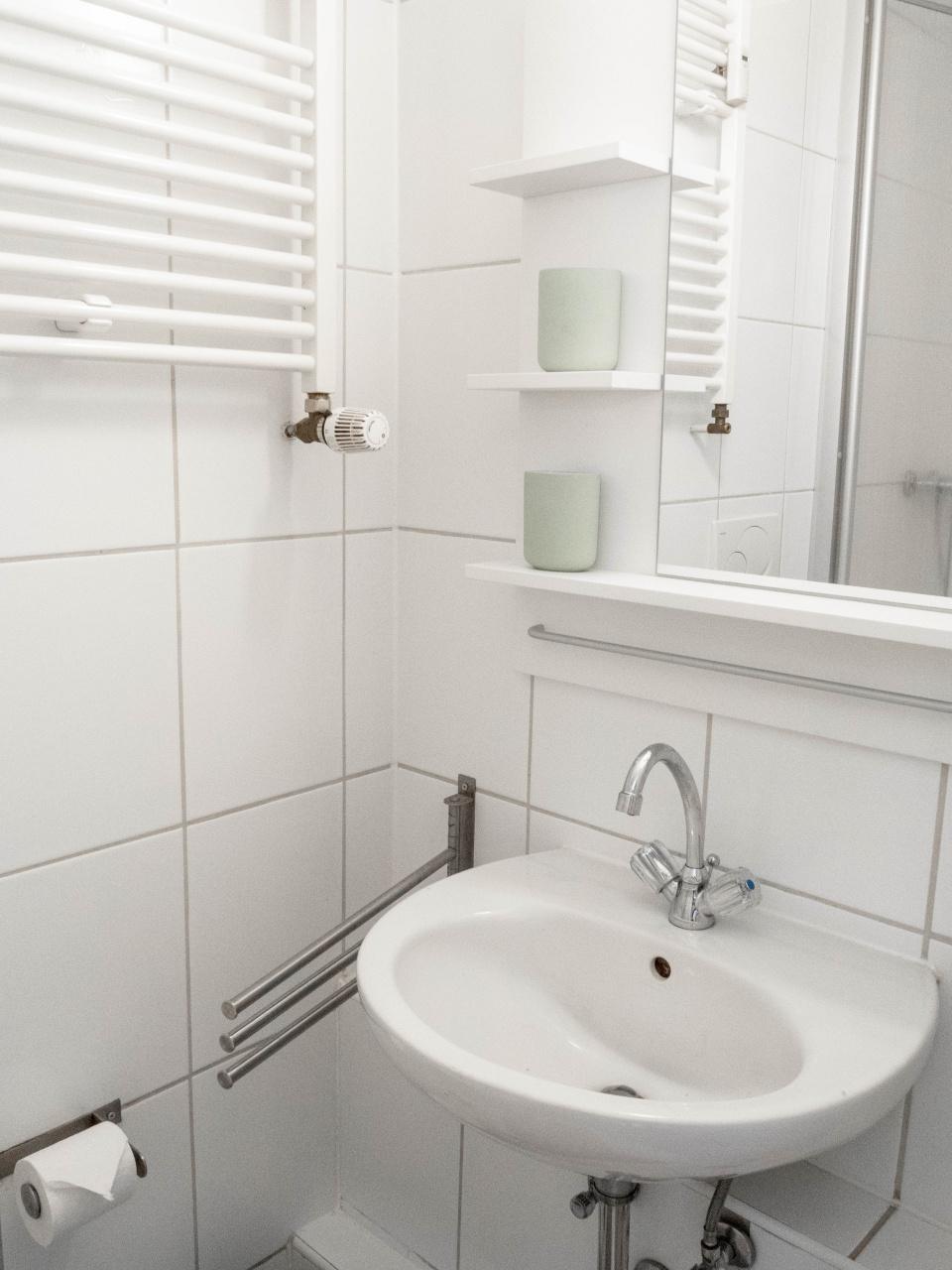 Doppelzimmer mit Dusche/WC
