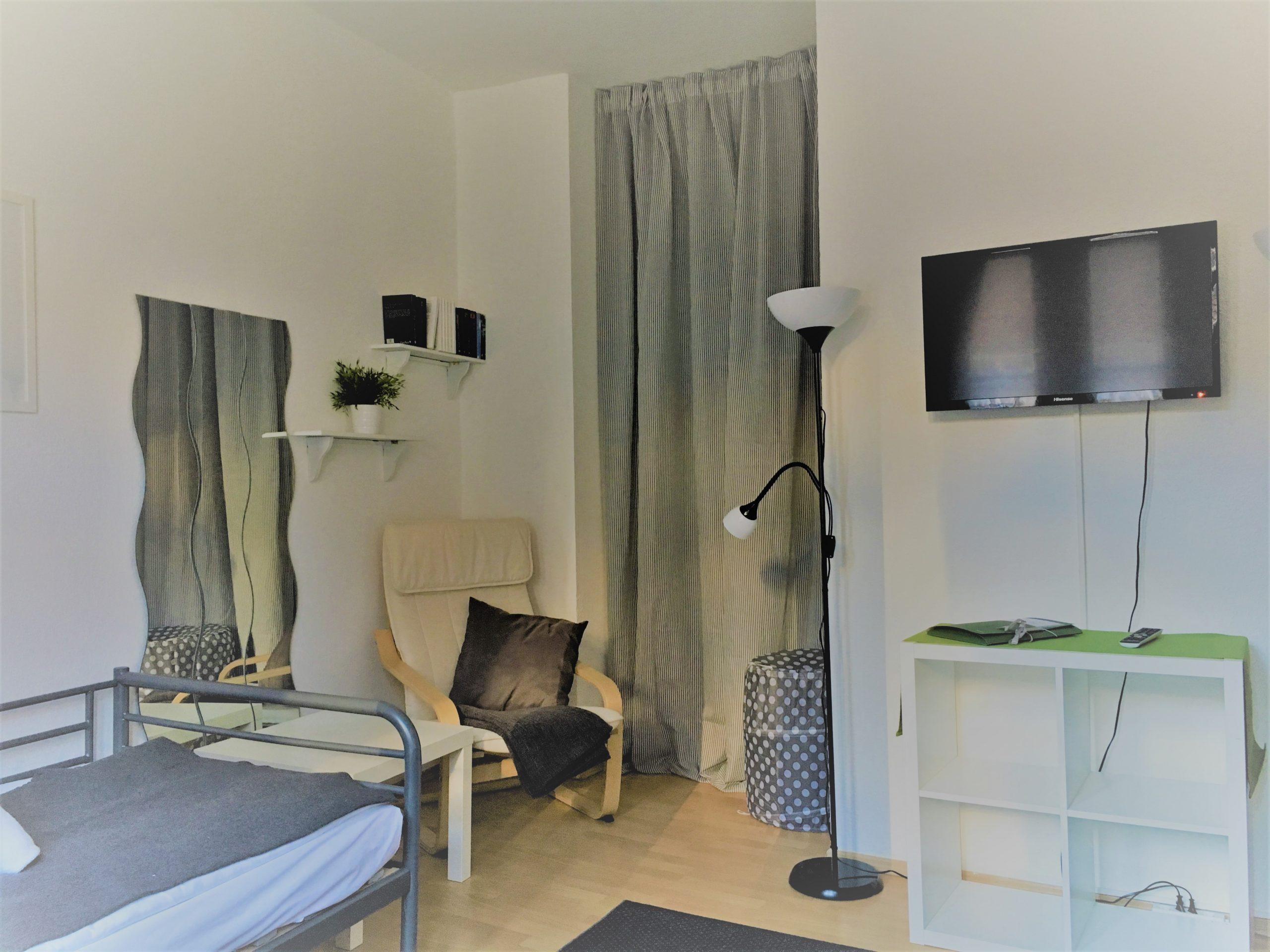 Doppelzimmer mit Bad oder Dusche/WC
